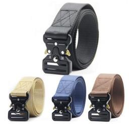 Équipement militaire Knock Off ceinture militaire Heavy Duty US Soldat ceintures tactiques de combat robuste 100% ceinture en nylon ? partir de fabricateur