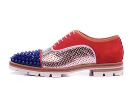 chaussures de carrière pour femmes Promotion Hommes Bas Rouge Chaussures Habillées 2017 En Cuir Pour Femmes Hommes flattie Chaussures Femme Marque De Luxe Faible aide Hommes Robe Chaussures Habillées Chaussures bas rouge hommes