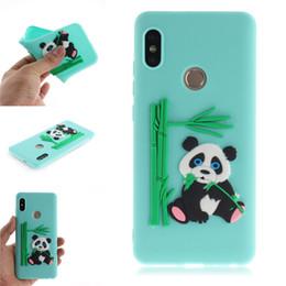 чехлы для телефона panda Скидка Модная крышка для Xiaomi Redmi Note 5 Чехол Coque Candy Силиконовая панда из бамбука Мягкие чехлы для телефона Чехлы для Xiaomi Redmi Note 5 Pro