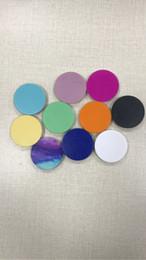 Wholesale card bracket - Cell phone bracket blue card wrap kpowder circular expansion bracket hot design new product QM02