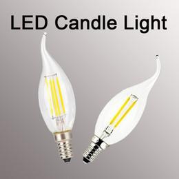 2019 führte kandelaberkugel warm LED Glühbirne Kandelaber Klar LED Glühbirnen, E12 Sockel, C35 High Efficiency, 360 LED Kerzenlampen günstig führte kandelaberkugel warm