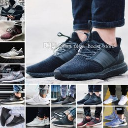 Wholesale G Dog - Hot New Ultra Boots 2.0 3.0 4.0 UltraBoots men casual shoes sneaker womens designer Sport UB CNY Dog Snowflake Core Triple Black All White G