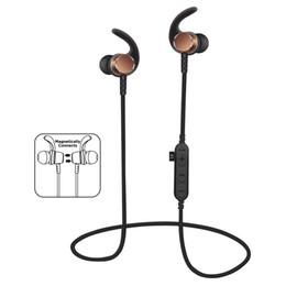 MS-T3 Sports Coloful Bluetooth Auriculares Estéreo Música Inalámbrico Mp3 Estilo en la oreja con tarjeta de micrófono TF desde fabricantes