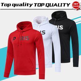 c67ee35950627a hoodie bianca in vendita Sconti New MJ Logo Sweater With Hoodie 18/19 PSG  Uomo