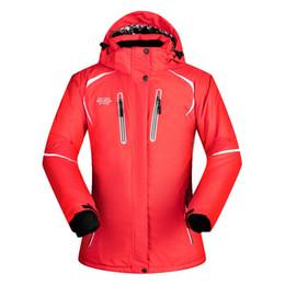 6cd69fd478 Outdoor Ski Jacket Women Winter Professional Womens Snowboarding Snow  Jackets Female Super Waterproof Windproof Breathable Coat
