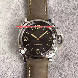 Wholesale power tags - Luxury Best Quality Watch ZF Factory 47mm 1940 PAM 605 00605 PAM00605 PAM605 Power Reserve Swiss CAL.P3000 Movement Automatic Mens Watches