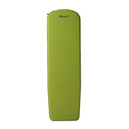Wholesale Automatic Inflating Mattress - R-value 1.8 Maxped TPU Self Inflating Mat Outdoor Camping Mattress Dampproof Pad Cushion Adult and Kids Environmental Material