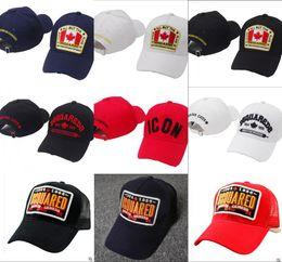 2019 gorras del capó Maple Leaf Mesh Gorra de béisbol d2 Letras de alta  calidad Hombres 23c57b78561