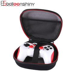 2019 controladores personalizados Paquete de almacenamiento del controlador de juegos BalleenShiny PSP Paquete de almacenamiento de la máquina de juegos Paquete EVA personalizado Bolsa de almacenamiento PS4 Paquete de juegos controladores personalizados baratos