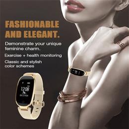 Canada Mode femme bracelet intelligent multi fonction fonctionnelle montre intelligente podomètre activité tracker montre de sport bracelet intelligent Offre