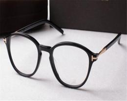 Moda DOWER ME Miopia Óculos Unisex Armação Redonda Full Rim Acetato Preto  Óptico para Óculos de Leitura de Óculos AL5379 bordas cheias   venda 2dbfb8ec98