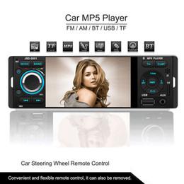 4.1 pulgadas TFT 1080P Pantalla táctil Radio en el tablero, Bluetooth, MP3 / MP4 / MP5 / USB / SD AM / FM Soporte estéreo para automóvil Entrada USB Control remoto inalámbrico desde fabricantes