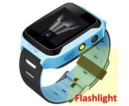 vente en gros Q528 enfants GPS montre intelligente avec caméra lampe de poche pour Apple Android téléphone Smartwatch enfants Smart Electronics PK Q90 Q730 ? partir de fabricateur