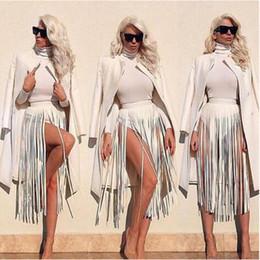 6a4af49722e53 Ceinture En Cuir Bohémien À Franges Noir Blanc Faux Ceintures 2017 Femmes  Taille Haute Large Ceinture Longue Taille Mode Filles Pantalon Bande  ceinture à ...