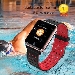 tasa de productos Rebajas 2018 nuevo producto hd color de la pantalla nada reloj deportivo pulsera elegante monitor de frecuencia cardíaca monitor de frecuencia cardíaca sangre preasure banda inteligente
