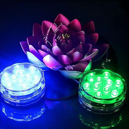 Wholesale Led Reef Tank Lighting - c LED Coral Reef Grow Light High Power Fish Tank Lamp LED Bulbs RGB Remote Controll Led Aquarium Lights