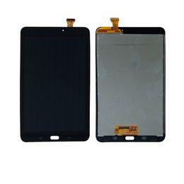 2019 mini obiettivo ipad Display LCD Assembly completo + Touch Screen Digitizer Parti di ricambio Riparazione per Samsung Galaxy Tab E 8.0 T377 T377A T377P T377T T377T T377V