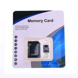 Cellulari da tavoletta online-La migliore vendita 32 GB 64 GB da 128 GB 256 GB Micro SD SDHC Classe 10 Carta di memoria TF universale per smartphone Tablet smartphone DHL FedEx Spedizione