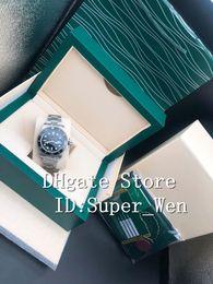 Wholesale movement factory - NOOB Factory V5 Asia 2813 Movement Sapphire Glass Ceramic bezel Wristwatches 40MM Black Dial 116610 116610LN Automatic Men's Watch Watches