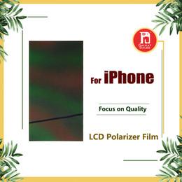 Film polarisé arrière pour iPhone 4s 5 5s 5c 6 6s 6p 6s plus 7 8 PLUS pièces de réparation de remise à neuf de lumière polarisante ? partir de fabricateur