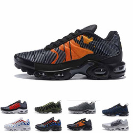 0ca3ed2b08c0 Discount promotion sport shoe - cheap Promotion 2018 TN Plus TE White  Silver Mens shoes run