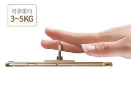 Держатель стойки кольца сжатия перста 1PC 360°вращая для мобильных телефонов от Поставщики подставка для держателя палец кольцо