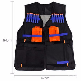 Toy Accessories Tactical Safety Clothes For Nerf N-Strike Airsoft Pistol Armas Elite Series Funny Gadgets Interesting Toy