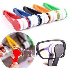 Multifunktionsbrille Reinigungsbürste Heimtextilien Bequem Objektiv Mikrofaser Reiniger Tragbare Brillen Reinigungstuch Werkzeug 0 67cq WW von Fabrikanten