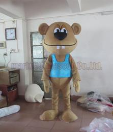 Brinquedo de pelúcia macaco azul on-line-O traje azul da mascote do macaco da veste livra o tamanho adulto do transporte, festa de carnaval luxuosa do brinquedo do luxuoso do macaco comemora vendas da fábrica da mascote.