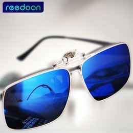 5321805fe5 frame glasses men myopia 2019 - Eyeglasses Frame Sunglasses Clip Brand  Polarized Lens Men Women Coating