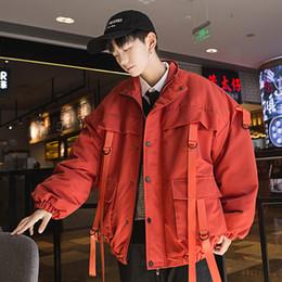 b0f1efb0b chaquetas estilo oxford Rebajas 2018 nuevo invierno informal suelto más  algodón cálido par chaqueta negro