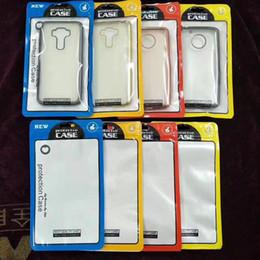 estojos de zíper para telefones celulares Desconto Pacotes de Telefone Celular Caixas De Plástico Zipper Sacos de OPP Móvel Caso Celular Zip Bloqueio PVC Sacos de Presente Saco de Varejo