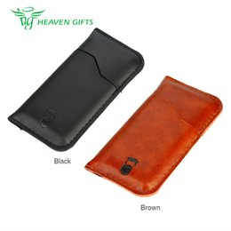 Wholesale Electronic Cigarettes Accessories - Dustproof Leather Cover for Suorin Air Vape Ecig Starter Kit 400mah Electronic Cigarette Suorin Air Case Cover Accessories