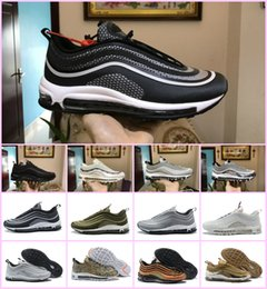 a16f1b200f8d 2019 AIR 97 OG X Undftd BLACK Speed RED DS cheap Sale Mens 97s ultra sean  wotherspoon Shoes women MAXes Undftds undefeated Sneakers 97 max deals
