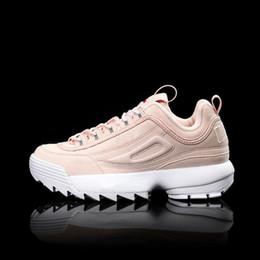 Wholesale Mens Shoes Platform - Disruptors 2 Sawtooth thick bottom mens womens Casual Shoes Platform shoes Training Sport Shoes size 35-44