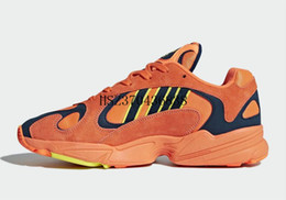 Wholesale old basketballs - New sports shoes starting new sale of pure old shoes! Blue Orange Originals Yung-1 Men's and Women's Basketball Shoes Couple Sports Shoes