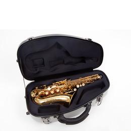 2019 reparação de flauta Novo saxofone soprano deluxe pacote sax caso sax saco de duas cores pode ser mochila Instrumento de Proteção.