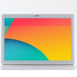 Tablette telefone gsm wifi online-2.5D 10.1Inch MediaTek Octa Kern MT8752 IPS 4G RAM 32G ROM zellulares 2 SIM Telefon Tablette PC 3G WCDMA 2G G / M GPS WIFI Android 7.0