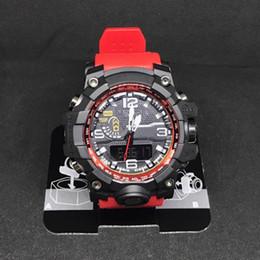 relógios de pulso baratos Desconto Atacado Barato Relógio de Pulso dos homens Relógios Desportivos Anlog LED Assista Ao Ar Livre Relógio Waterpoof Militar Assista Para homens vestido
