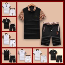 camisola de basebol de flanela Desconto 2018 designer de marca de luxo melhor versão outono homens clothing color5 listrado fatos de treino flores imprimir zipper terno camisola de beisebol