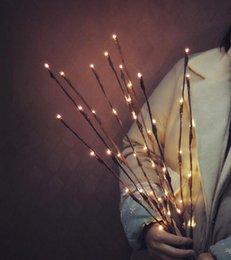2019 luce principale 3v La luce calda ha condotto la lampada della filiale un pezzo 20 lampade usano la lampada di alimentazione della batteria a secco 3V decorazione creativa della lampada delle decorazioni FP07 luce principale 3v economici