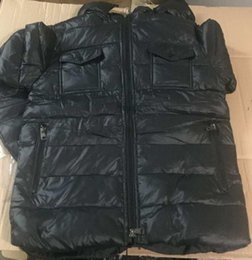 Wholesale Fashion Brands Online - Fashion Winter Down Jacket Men Warm Brand Designer Thick Hooded Jackets for Man Anorak Plus Size Cool Coats Online