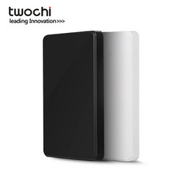 Wholesale External Storage - TWOCHI A1 USB3.0 2.5'' External Hard Drive 80GB 120GB 160GB 250GB 320GB 500GB Storage Portable HDD Disk Plug and Play On Sale