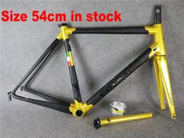 Wholesale Bike Frame Pink - Colnago C60 frame carbon frameset road bike Frame carbon bicycle black color design frameset high quality A01