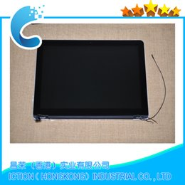 Wholesale lcd screen macbook 13 - A1278 New 13'' for Macbook Pro A1278 lcd screen display assembly 2012 Year model