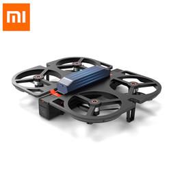 Drones gps online-venta al por mayor Youpin iDol FPV RC Drone GPS Drone Cámara Plegable HD 1080 P / AI Gesture Control / Seguir Modo / Optical Flow Altitude Hold