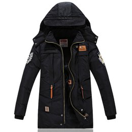 große jungs daunenjacke Rabatt Kinder Winter Jacken für Jungen Schneeanzug Duck Down Kinder Windbreaker Parka Big Jungen Warm Dick Mantel Zip Teenager Baby Outwear