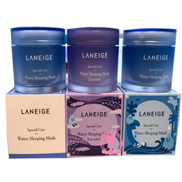 Wholesale mask cream - Laneige Water Sleeping Mask 70 ml Korea Brand Moisturising Overnight Skin Care Mask