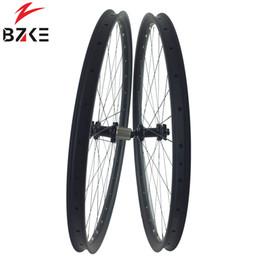 ruota ffwd 38mm Sconti ruote mtb in carbonio ruote copertoncino in carbonio ruote mtb 29 mozzo powerway ruote bici 29er per XC AM larghezza 36mm