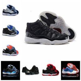 Nike Air jordan 11 XI Retro Chaussures de basket-ball en gros Discount  Running Sneakers Cyclisme Soccer Chaussures Femmes Hommes Pas Cher Sport  Sneaker ...